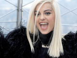 Bebe Rexha Photo - Photo by Dennis Van TinestarmaxinccomSTAR MAX2018ALL RIGHTS RESERVEDTelephoneFax (212) 995-119611618Bebe Rexha visits The Empire State Building in New York City