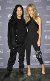 Alexander Wang Photo - Photo by Patricia SchleinstarmaxinccomSTAR MAX2016ALL RIGHTS RESERVEDTelephoneFax (212) 995-119611216Alexander Wang and Anna Ewers at The WSJ Magazine Innovator Awards(NYC)