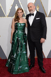 Andrea Berloff Photo - Photo by PDstarmaxinccomSTAR MAX2016ALL RIGHTS RESERVEDTelephoneFax (212) 995-119622816Andrea Berloff and Jonathan Herman at the 88th Annual Academy Awards (Oscars) in Hollywood CA(Los Angeles USA)