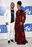 Alicia Keys Photo - Photo by REWestcomstarmaxinccomSTAR MAX2016ALL RIGHTS RESERVEDTelephoneFax (212) 995-119682816Swizz Beatz and Alicia Keys at The 2016 MTV Video Music Awards(Madison Square Garden NYC)