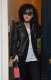 Annie Clark Photo - Photo by KGC-102195starmaxinccomSTAR MAXCopyright 2016ALL RIGHTS RESERVEDTelephoneFax (212) 995-119632216Cara Delevingne and her girlfriend Annie Clark aka St Vincent are seen leaving the home of Caras parents in Chelsea(London England UK)Pictured  Annie Clark aka St Vincent