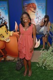Niketa Calame Photo - Niketa Calame during the premiere Walt Disney Studios re-release of the THE LION KING 3D held at the El Capitan Theatre on August 27 2011 in Los AngelesPhoto Michael Germana Star Max