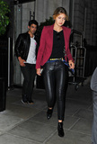 The Libertines Photo - Photo by KGC-102starmaxinccomSTAR MAXCopyright 2015ALL RIGHTS RESERVEDTelephoneFax (212) 995-119662815Joe Jonas and Gigi Hadid are seen leaving their hotel en route to the Libertine Club(London England UK)