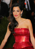 Amal Clooney Photo - Photo by XPXstarmaxinccomSTAR MAX2015ALL RIGHTS RESERVEDTelephoneFax (212) 995-11965415Amal Clooney at the 2015 Costume Institute Benefit Gala - China Through The Looking Glass(Metropolitan Museum of Art NYC)