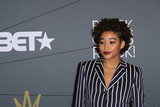 Amandala Stenberg Photo - Photo by John NacionstarmaxinccomSTAR MAX2018ALL RIGHTS RESERVEDTelephoneFax (212) 995-119682618Amandala Stenberg at Black Girls Rock in Newark New Jersey