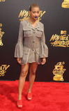 Amandla Stenberg Photo - Photo by GalaxystarmaxinccomSTAR MAX2017ALL RIGHTS RESERVEDTelephoneFax (212) 995-11965717Amandla Stenberg at The 2017 MTV Movie And TV Awards in Los Angeles CA