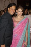 Arun Nayer Photo - Photo by Walter Weissmanstarmaxinccom200542005Elizabeth Hurley and Arun Nayer at the Red Hot Pink Party to benefit The Breast Cancer Research Foundation(NYC)