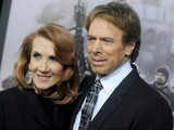 Jerry Bruckheimer Photo - Photo by Dennis Van TinestarmaxinccomSTAR MAX2018ALL RIGHTS RESERVEDTelephoneFax (212) 995-119611618Linda Bruckheimmer and Jerry Bruckheimer at the premiere of 12 Strong in New York City