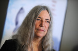 Patty Smith Photo - Photo by Dennis Van TinestarmaxinccomSTAR MAX2018ALL RIGHTS RESERVEDTelephoneFax (212) 995-119651018Patti Smith at a screening of The Seagull in New York City