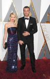 The 88 Photo - Photo by GLXstarmaxinccomSTAR MAXCopyright 2016ALL RIGHTS RESERVEDTelephoneFax (212) 995-119622816Naomi Watts and Liev Schreiber at the 88th Annual Academy Awards (Oscars)(Hollywood CA USA)