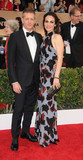 Annie Parisse Photo - Photo by GalaxystarmaxinccomSTAR MAX2016ALL RIGHTS RESERVEDTelephoneFax (212) 995-119613016Paul Sparks and Annie Parisse at the 22nd Annual Screen Actors Guild Awards held at the Shrine Auditorium(Los Angeles CA)