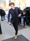 Brooklyn Beckham Photo - Photo by XPXstarmaxinccomSTAR MAX2016ALL RIGHTS RESERVEDTelephoneFax (212) 995-119621416Brooklyn Beckham is seen in New York City