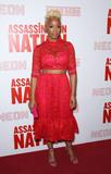 Anika Noni Rose Photo - Photo by John NacionstarmaxinccomSTAR MAXCopyright 2018ALL RIGHTS RESERVEDTelephoneFax (212) 995-119691718Anika Noni Rose at a screening of Assassination Nation in New York City(NYC)