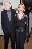 Aaron Spelling Photo - Photo by Lee RothSTAR MAX Inc - copyright 20035903Aaron Spelling with wife Candy Spelling at the 10th Annual Race to Erase MS(Century City CA)