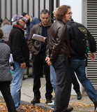 As Yet Photo - Photo by KGC-102starmaxinccomSTAR MAXCopyright 2015ALL RIGHTS RESERVEDTelephoneFax (212) 995-119611315Matt Damon on the set of the as yet unnamed fifth film in The Bourne Series(Paddington London England UK)