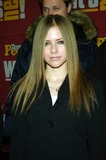 Avril Lavigne Photo - Photo by Peter KramerSTAR MAX Inc - copyright 200211502Avril Lavigne at Teen Peoples Whats Next in new talent party(NYC)