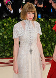 Anna Wintour Photo - Photo by ESBPstarmaxinccomSTAR MAX2018ALL RIGHTS RESERVEDTelephoneFax (212) 995-11965718Anna Wintour at the 2018 Costume Institute Benefit Gala celebrating the opening of Heavenly Bodies Fashion and the Catholic Imagination(The Metropolitan Museum of Art NYC)
