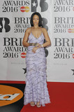 Alexa Chung Photo - Photo by KGC-138starmaxinccomSTAR MAX2016ALL RIGHTS RESERVEDTelephoneFax (212) 995-119622416Alexa Chung at the 2016 Brit Awards at the O2 Arena London England