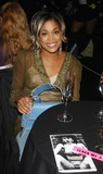T-Boz Photo - Photo by Walter WeissmanSTAR MAX Inc - copyright 200391503T-Boz at the  Spring 2004 Betsy Johnson Fashion Show(NYC)
