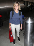 Candace Cameron-Bure Photo - Photo by SMXRFstarmaxinccomSTAR MAX2018ALL RIGHTS RESERVEDTelephoneFax (212) 995-1196101718Candace Cameron Bure is seen at LAX Airport in Los Angeles CA