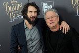 Alan Menken Photo - Photo by Dennis Van TinestarmaxinccomSTAR MAX2017ALL RIGHTS RESERVEDTelephoneFax (212) 995-119631317Josh Groban and Alan Menken at the premiere of Beauty And The Beast in New York City