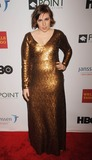 Lena Dunham Photo - Photo by Demis MaryannakisstarmaxinccomSTAR MAX2014ALL RIGHTS RESERVEDTelephoneFax (212) 995-11964714Lena Dunham at The Point Foundation Gala(NYC)