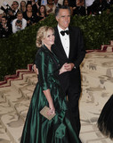 ANN ROMNEY Photo - Photo by XPXstarmaxinccomSTAR MAX2018ALL RIGHTS RESERVEDTelephoneFax (212) 995-11965718Mitt Romney and Anne Romney at the 2018 Costume Institute Benefit Gala celebrating the opening of Heavenly Bodies Fashion and the Catholic Imagination(The Metropolitan Museum of Art NYC)