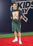 Arthur Ash Photo - Photo by John NacionstarmaxinccomSTAR MAX2018ALL RIGHTS RESERVEDTelephoneFax (212) 995-119682518Alex Aiono at the 2018 Arthur Ashe Kids Day in New Yor City