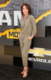 Annabeth Gish Photo - Photo by REWestcomstarmaxinccomSTAR MAX2017ALL RIGHTS RESERVEDTelephoneFax (212) 995-11962417Annabeth Gish at the premiere of The LEGO Batman Movie in Los Angeles CA