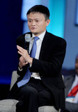 THE CLINTONS Photo - Photo by Dennis Van TinestarmaxinccomSTAR MAX2015ALL RIGHTS RESERVEDTelephoneFax (212) 995-119692915Jack Ma at The Clinton Initiative 2015 Annual Meeting(NYC)