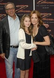 Lea Thompson Photo - Photo by Michael Germanastarmaxinccom2005101605Lea Thompson and family at the premiere of The Legend of Zorro(Los Angeles CA)