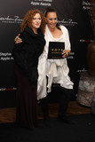 Bernadett Photo - Photo by Victor MalafrontestarmaxinccomSTAR MAX2018ALL RIGHTS RESERVEDTelephoneFax (212) 995-1196102418Bernadette Peters and Donna Karan at the Stephen Weiss Apple Awards in New York City