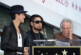 Dave Navarro Photo - Photo by REWestcomstarmaxinccom2013ALL RIGHTS RESERVEDTelephoneFax (212) 995-1196103013Perry Farrel Dave Navarro and John Densmore on The Hollywood Walk of Fame(Los Angeles CA)