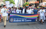 Andrew Cuomo Photo - Photo by Patricia SchleinstarmaxinccomSTAR MAX2017ALL RIGHTS RESERVEDTelephoneFax (212) 995-119662517Governor Andrew Cuomo at The Gay Pride Day Parade in New York City