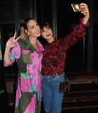 CARMEN CARRERA Photo - Photo by Victor MalafrontestarmaxinccomSTAR MAX2017ALL RIGHTS RESERVEDTelephoneFax (212) 995-1196101317Carmen Carrera and Jackie Cruz at Spotifys Soundtrack de Mi Vida Campaign Celebration at a private residence