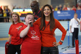 The Specials Photo - Photo by KGC-161starmaxinccomSTAR MAX2016ALL RIGHTS RESERVEDTelephoneFax (212) 995-1196103016Global Ambassador Nicole Scherzinger attends The Special Olympics London athletics event held at Lee Valley Athletics Indoor Arena in London England