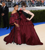 Lena Dunham Photo - Photo by XPXstarmaxinccomSTAR MAXCopyright 2017ALL RIGHTS RESERVEDTelephoneFax (212) 995-11965117Jenni Konner and Lena Dunham at the 2017 Costume Institute Gala - Rei KawakuboComme des Garcons Art Of The In-Between(Metropolitan Museum of Art NYC)