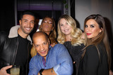 Amina Buddafly Photo - Photo by Victor MalafrontestarmaxinccomSTAR MAX2017ALL RIGHTS RESERVEDTelephoneFax (212) 995-1196101217Bobby Panahi Asifa Mirza Peter Gunz Amina Buddafly and Kailyn Lowry at The WE TV celebration of the return of Marriage Bootcamp Reality Stars atThe Attic Rooftop  Lounge in New York City