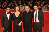 Amr Waked Photo - Amr Waked Ksenia Rappoport Ricky Tognazi and Alessandro Gassman at the premiere of Il Padre E Lo Straniero at the 5th International Rome Film Festival in Rome Italy 103010