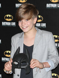 Ronan Parke Photo - Ronan Parke arrives at Batman Live World Arena Tour held at the 02 Arena in London UK 24th August 2011