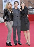 Benjamin Siksou Photo - (L-R) Actress Cecile Cassel Benjamin Siksou and director Audrey Estrougo attend the photo call for Leila held at Auditorium Parco Della Musica during the 5th International Rome Film Festival Rome ITA 102810