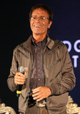 Ashford  Simpson Photo - English pop star Cliff Richard 70 at a press conference held at Gilgamesh announcing that he will duet with a series of soul legends on his new EMI album produced by Lamont Dozier Ashford  Simpson with David Gest ex-husband of Liza Minnelli as executive producer London UK 030711
