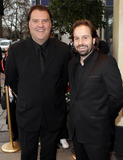 Alfie Boe Photo - Alfie Boe and Bryn Terfel at the South Bank Sky Arts Awards at the Dorchester in London UK 12511