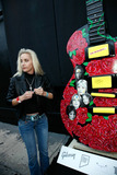 Cherie Currie Photo - Cherie Currie at the official unveiling of Guitartown on the Sunset Strip and the completion of the Sunset Strip Beautification Project Los Angeles CA 81210