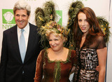 ALEXANDRA  KERRY Photo - Senator John Kerry actress Bette Midler and Alexandra Kerry arrive at the 15th annual Bette Midlers New York Restoration Projects Hulaween Benefit Gala held at The Waldorf-Astoria Hotel New York NY 102910