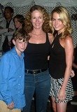 Anne Hearst Photo - Anne Hearst with Her Son Randy and Daughter Amanda at the After-party For the Premiere of Uptown Girls at the Atlantic Hotel in Southampton NY on August 9 2003 Photo Henry McgeeGlobe Photos Inc 2003