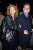 Amy Irving Photo - Amy Irving with Brother Betrayal Opening at American Airlines Theater New York 2000 K20420hmc Photo by Henry Mcgee-Globe Photos Inc