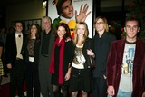 Mary Steenburgen Photo - Ted Danson and Mary Steenburgen and Family Arriving at the World Premiere of Elf at Loews Astor Plaza in New York City on November 2 2003 Photo Henry McgeeGlobe Photos Inc 2003
