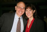 Fred Ebb Photo - MITCHELL BERNARD AND KAREN ZIEMBA AT THE FRED EBB FOUNDATION AND ROUNDABOUT THEATRE COMPANY COCKTAIL RECEPTION AND PRESENTATION OF THE 1ST ANNUAL FRED EBB AWARD FOR MUSICAL THEATRE SONGWRITING AT THE AMERICAN AIRLINES THEATRE PENTHOUSE LOUNGE IN NEW YORK CITY ON 11-29-2005  PHOTO BY HENRY McGEEGLOBE PHOTOS INC 2005K46088HMc
