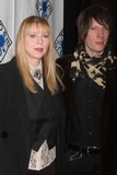 Bebe Buell Photo - Bebe Buell and Husband Jim Wallerstein Arriving at the Room to Grow Gala at the Mandarin Oriental in New York City on 02-06-2012 Photo by Henry Mcgee-Globe Photos Inc 2012